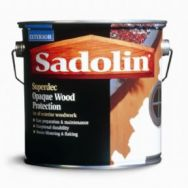 Sadolin Superdec Opaque Timber Protection